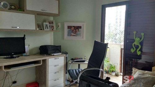 Imagem 1 de 18 de Apartamento Com 3 Dormitórios À Venda, 142 M² Por R$ 1.325.000,00 - Perdizes - São Paulo/sp - Ap6515v
