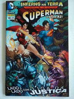 Hq-superman:vol.19:os Novos 52:dc Comics:kenneth Rocafort