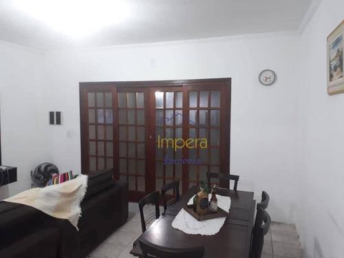 Casa Com 2 Dormitórios À Venda, 73 M² Por R$ 230.000,00 - Jardim Americano - São José Dos Campos/sp - Ca0405