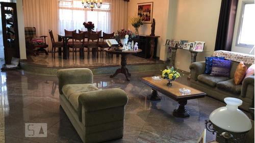 Apartamento À Venda - Moema, 4 Quartos,  340 - S893132962