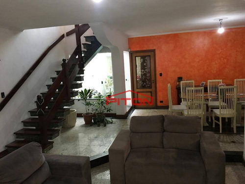 Imagem 1 de 14 de Sobrado Com 3 Dormitórios À Venda, 180 M² - Cangaíba - São Paulo/sp - So2426
