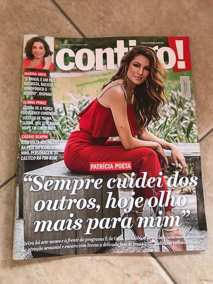 Revista Contigo Patrícia Poeta Gloria Perez Marisa Orth Xuxa