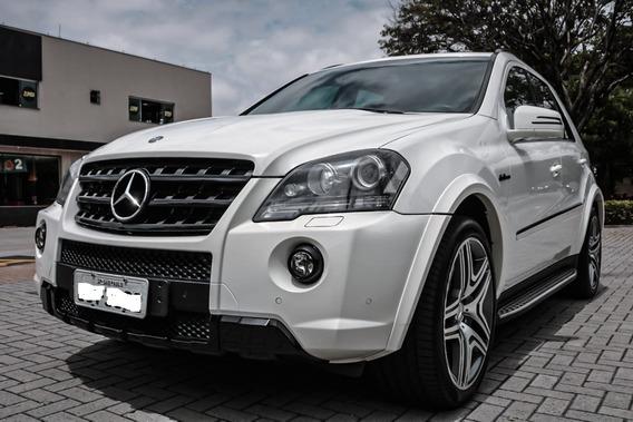 Mercedes-benz 2011 Ml 63 Amg 6.2 V8
