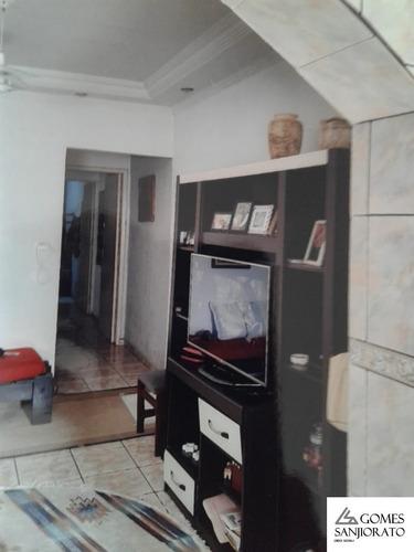 Casa Para A Venda No Bairro Vila Bela Vista Em Santo André - Sp . - Ca00251 - 69369866