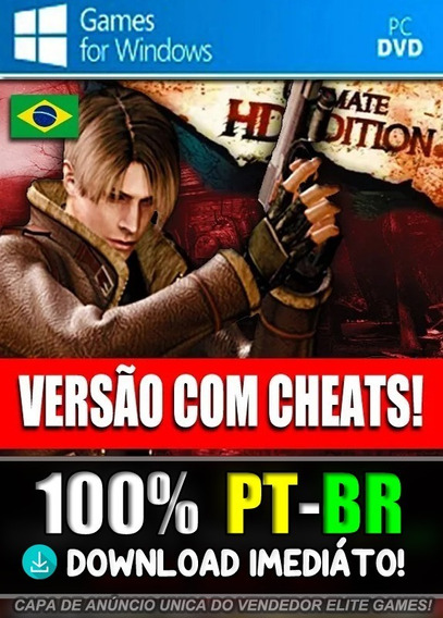 Resident Evil 4 Ultimate Hd Edition Pc Download Com Cheat!