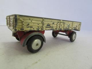 Corgi Toys Dropside Trailer Antigo Made Britain Jorgetrens
