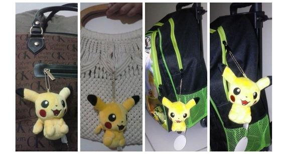Pikachu Pelucia Pokemon Importado Veja A Qualidade