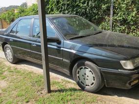 Peugeot 605 - 1992 - Diesel - 5 Puertas