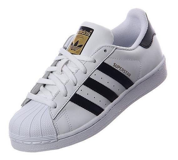Adidas Superstar Todas Blancas Mujer Urbanas Urbano ...