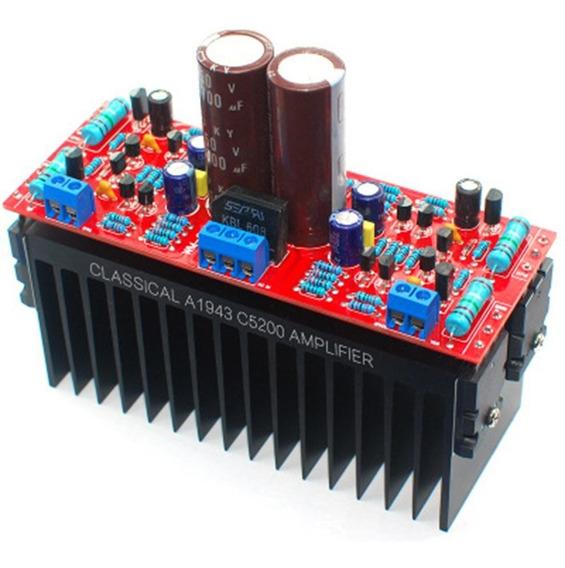 Para Japão Toshiba Tta1943 Ttc5200 Transistores Estéreo Amli