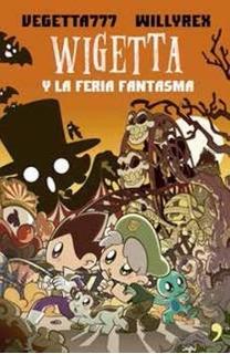 Libro Wigetta Y La Feria Fantasma Envio Gratis