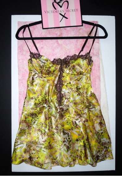 Victorias Secret Lencería Babydoll Bra 34c Print