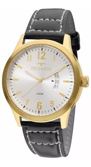Relógio Technos Masculino Classic 2115ktq/2k Garantia E Nfe