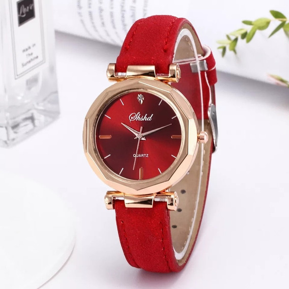 Relógios Femininos Importados Shshd