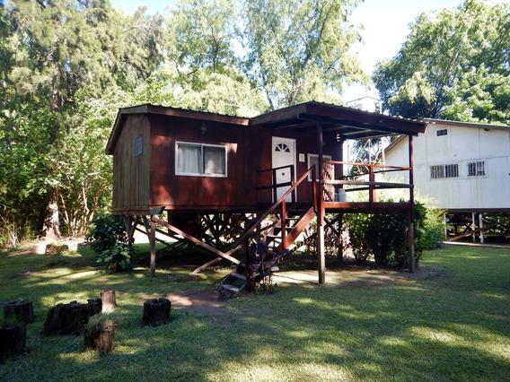 Alquiler Cabaña Delta Tigre Arroyo Antequera