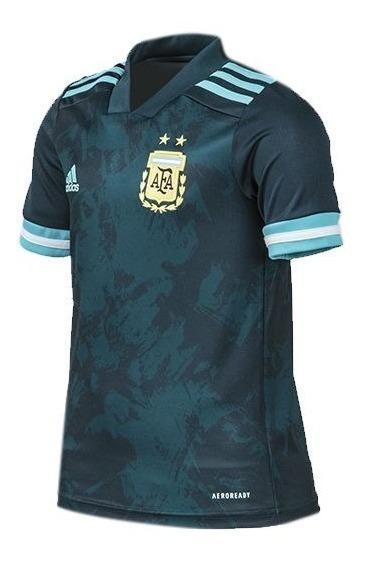 Camiseta Adi Argentina Suplente 19 Niñ-sagat Deportes-fh8572