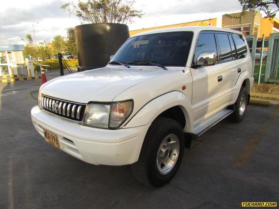 Toyota Prado 4x4 Gasolina 3400