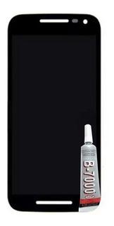 Modulo Moto G3 Motorola Xt1540 Xt1542 Pantalla Display Touch