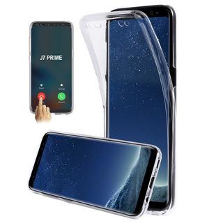 Capinha 360º Acrílico Samsung Galaxy J7 Prime Transparente