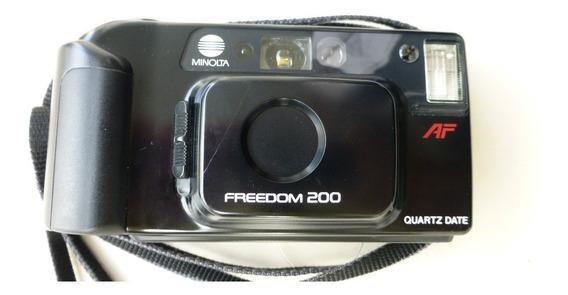 Camera Analogica Minolta - Freedom 200