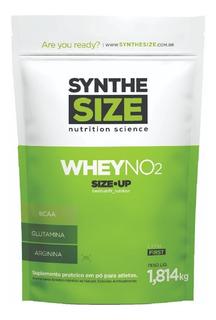 Whey No2 2x+ T.reliase 3x+ Cafeina 420g+ Glutamiana Size Up