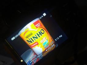 Vendo Câmera Semi Profissional
