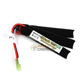 Bateria Parabellum Lipo 3s (11.1v) 1100mah