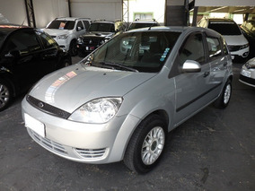 Ford Fiesta Hatch 1.6 Class 5p 2004 Prata Revisado