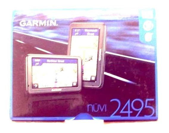 Gps Garmin Nuvi2495 Bluetooth (completo Con Accesorios)