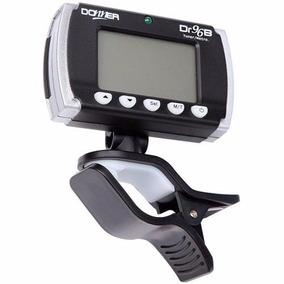 Afinador E Metrônomo Digital Donner Dr-96 B- Promoção !!!