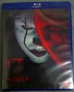 Blu-ray It - A Coisa (2017) - Lacrado