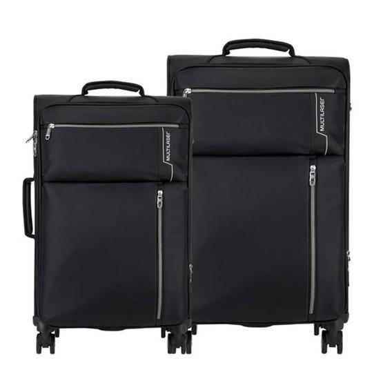 Conjunto De Malas Travel Bags Multilaser 4 Rodas