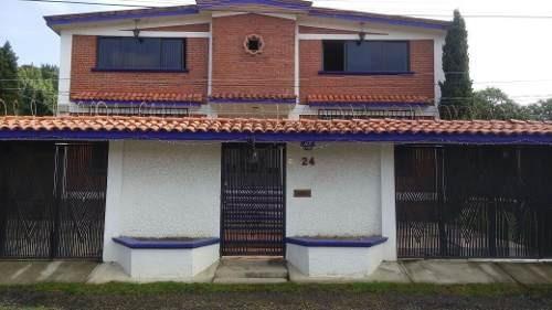 San Miguel Topilejo, Casa En Venta, Tlalpan Cdmx