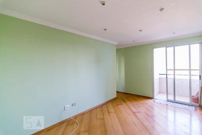 Apartamento No 2º Andar Com 2 Dormitórios E 1 Garagem - Id: 892931467 - 231467