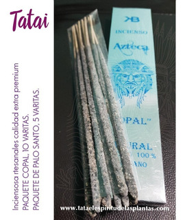 Tatai Tienda | Oferta Copal Puro Artesanal 10 Varas Premium