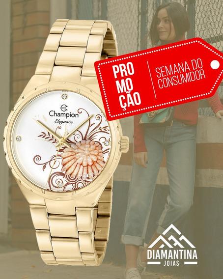 Relógio Feminino Champion Cn25501h
