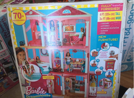 Barbie Dreams House, Party Girls House