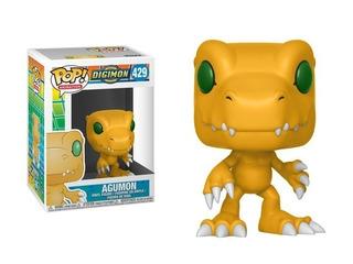 Funko Pop Digimon Agumon # 429 * Local Balvanera