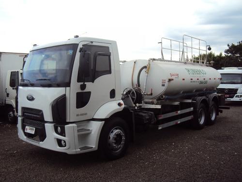 Ford Cargo 2422 / Tanque De Água