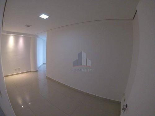 Sala Para Alugar, 50 M² Por R$ 2.200/mês - Jardim - Santo André/sp - Sa0076
