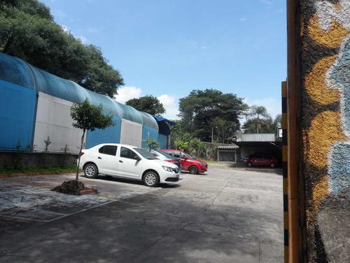 Imagem 1 de 9 de Área, Taboão, S.b.campo, 3.000m², Excelente Para Condomínio. - V3410