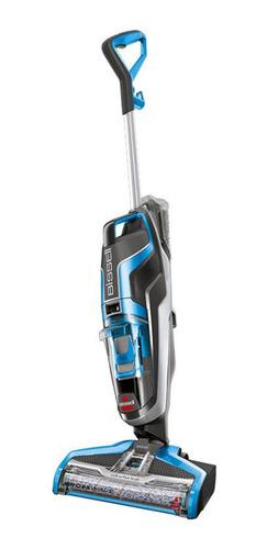 Imagen 1 de 2 de Limpiadora multifunción Bissell CrossWave  titanio y azul 220V