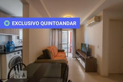 Apartamento No 4º Andar Mobiliado Com 2 Dormitórios E 1 Garagem - Id: 892926372 - 226372