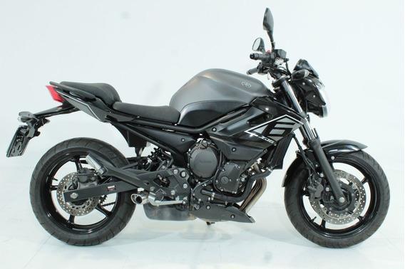 Yamaha Xj6 N Abs 2017 Cinza
