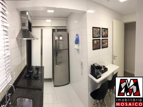 Lindo Apartamento Na Vila Progresso , Boa Localização, Lazer E Segurança, 03 Suites E 02 Vagas Cobertas - 13487 - 69258115