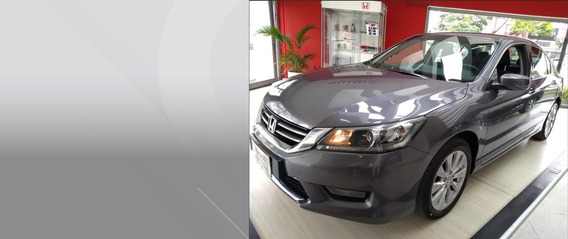 Honda Accord Ex L 2014
