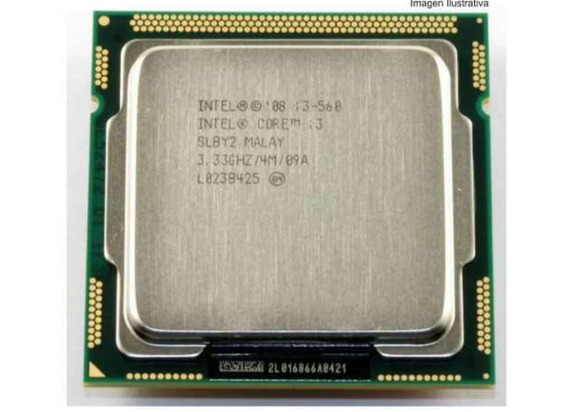 Processador I3 560