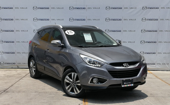 Hyundai Ix 35 2015 Limited At (412)