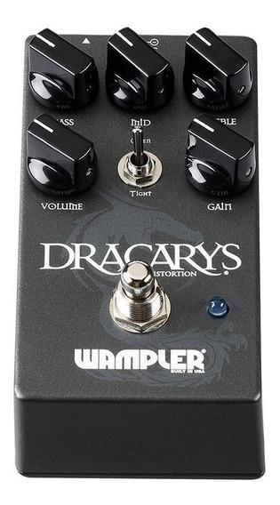 Pedal Wampler Dracarys Hi Gain Made In Usa C/ Nfe & Garantia