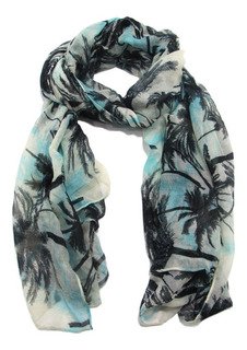 Pashmina Modelo Palmera Fight For Your Right